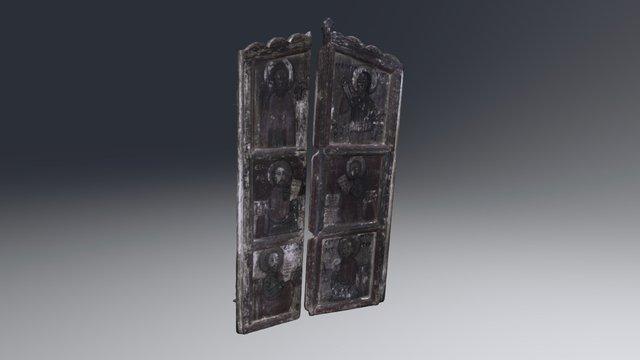 Poarta Imparateasca 3D Model
