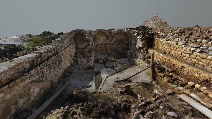 Ancient Roman cistern (Vektra d.o.o. Varaždin) 3D Model