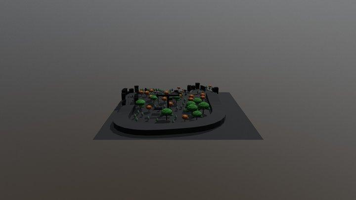 Chavokar 3D Model