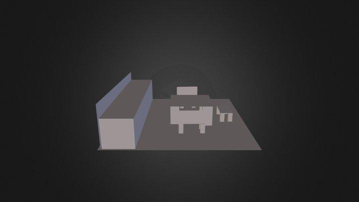 Habitaciòn 3D Model