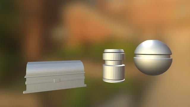Mesh Model Excercise 3D Model