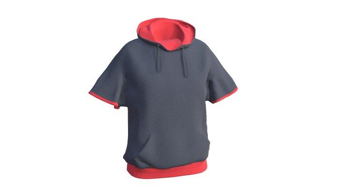 Female Cloth1 3D Model