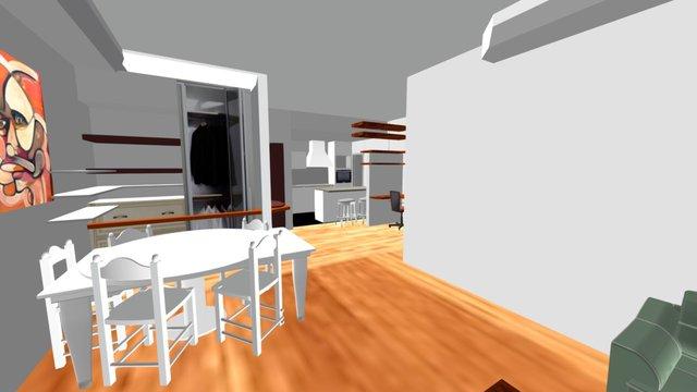flat kdosheykahir 3D Model