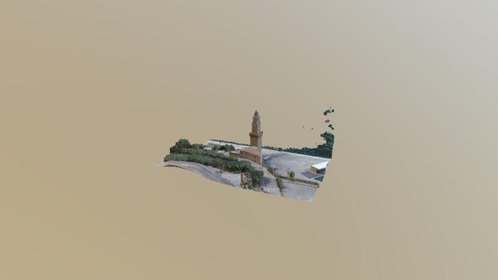 Porto Pi V3 3D Model