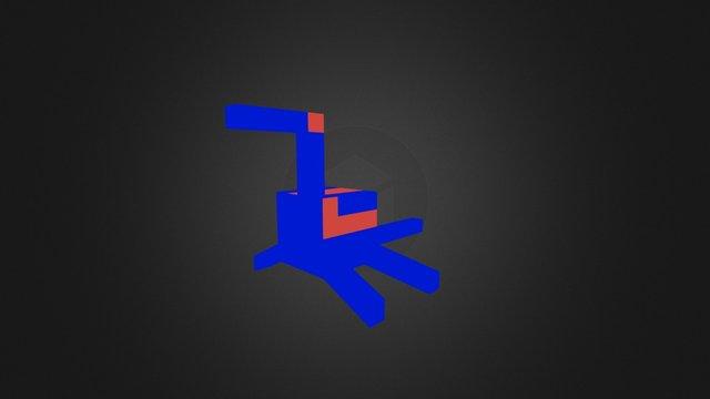 VR test 3D Model
