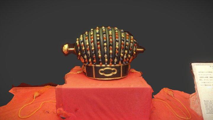 首里城 国王の王冠 Shurijo King's Crown 3D Model