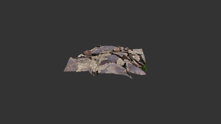 Rock 586 (general, 2017, Sigma) 3D Model