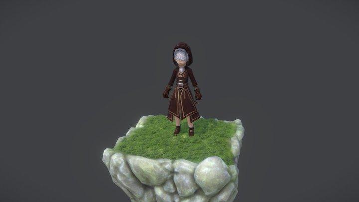 Sceen 3D Model