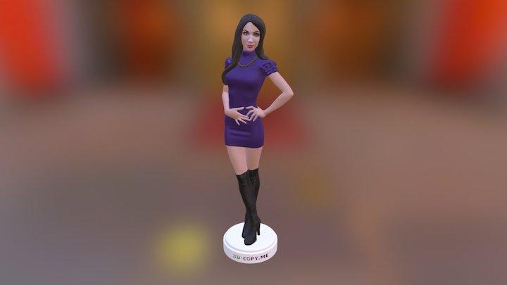 164 3D Model
