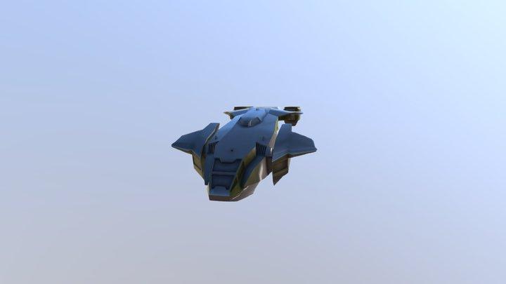 Pelicanhalo 3D Model