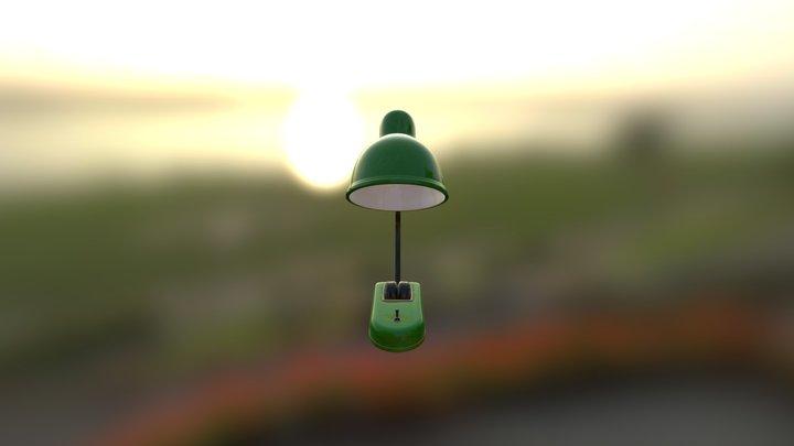 Lamp Tmp 3D Model