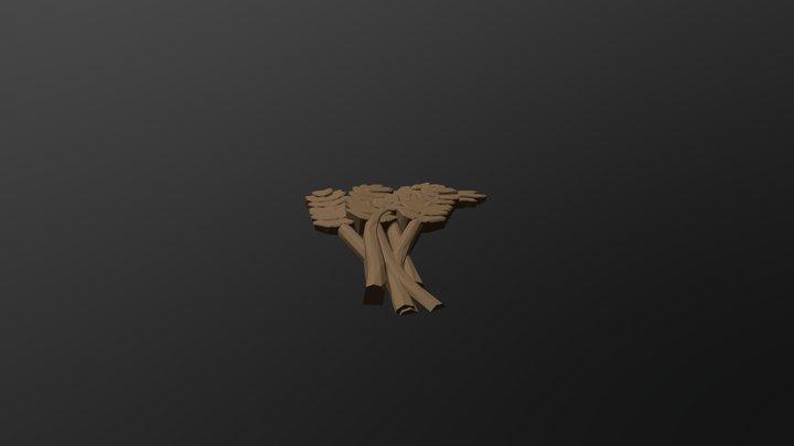 Trigo 3D Model