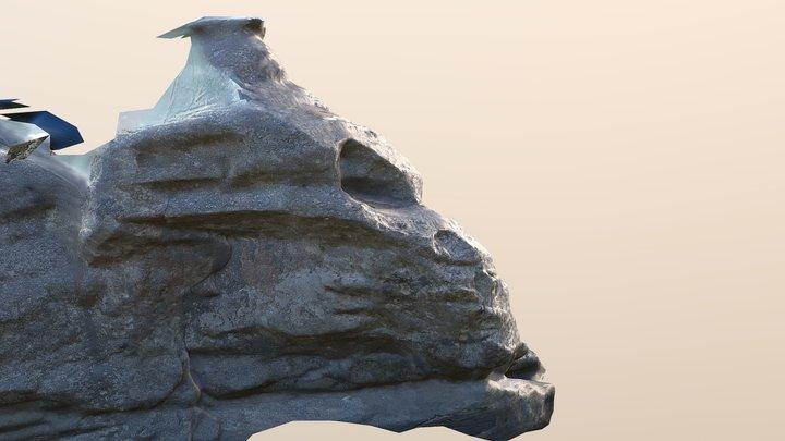 Romanian Sphinx 1 3D Model