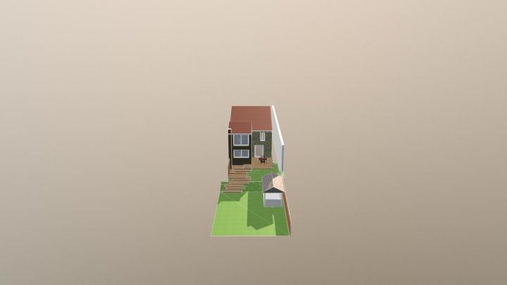 Ext_sans extension 3D Model