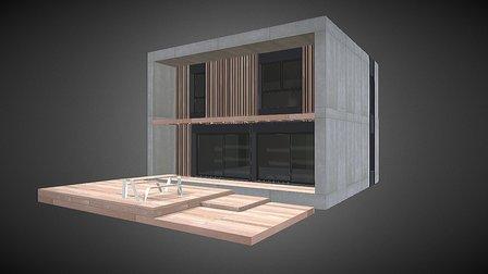 CODEX 3D Model