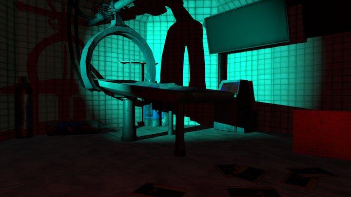 Medical Facility D-43 3D Model