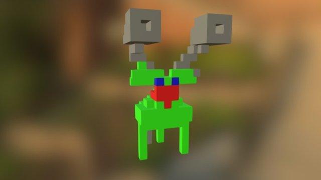 Ali Pandillero 3D Model