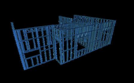 DG_FRAMING2 3D Model