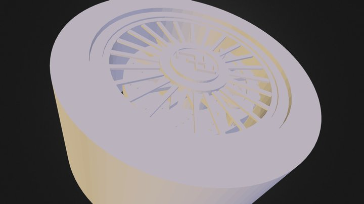 Noah Logo Design STL 3D Model