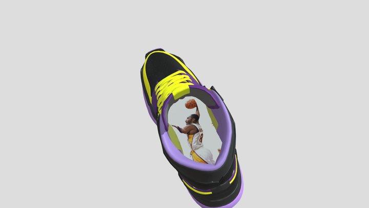 #RTFKT Challenge4shoes 3D Model
