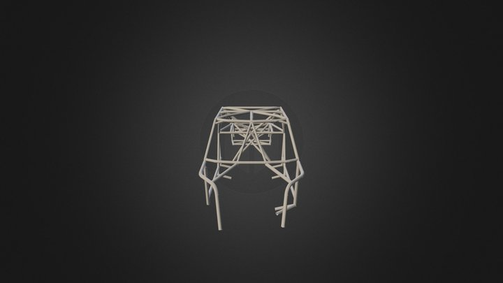 Roll Cage 3D Model