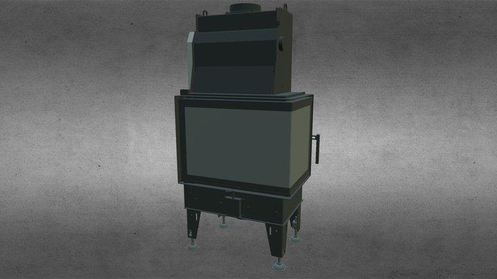 BeF Aquatic WH 80 CP 3D Model