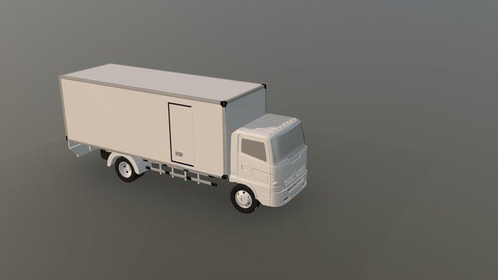 HINO 150 3D Model