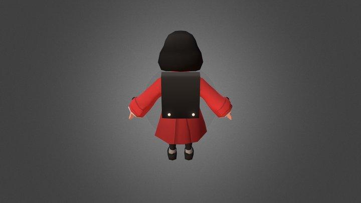 Marie 3D Model