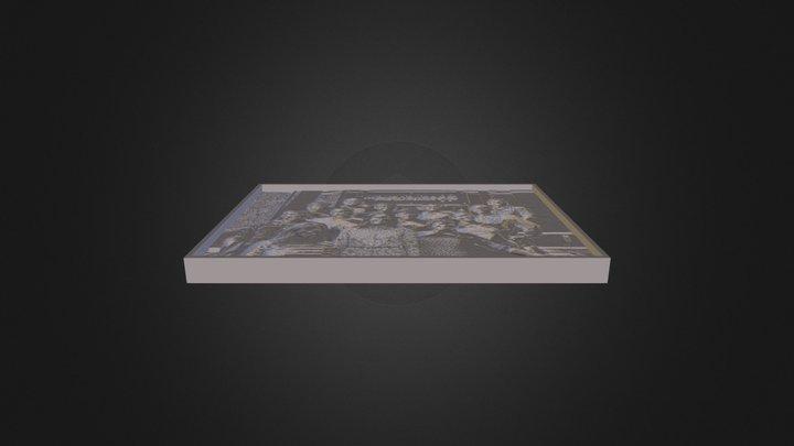 Maxerialise 3D Model