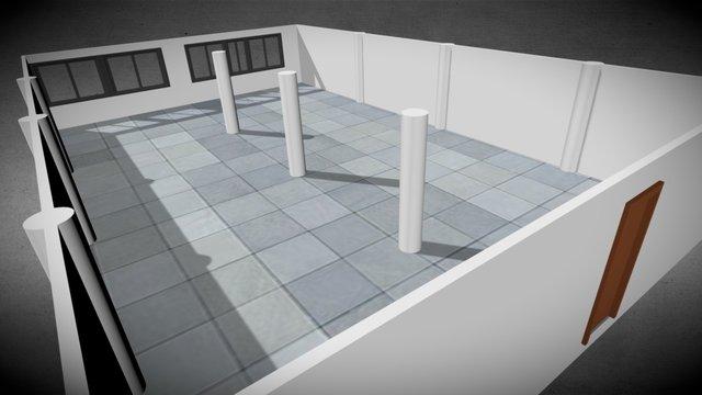 MTLCOLLAB.COM - THE NEW SPACE 3D Model