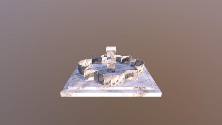 Fonte 3D Model