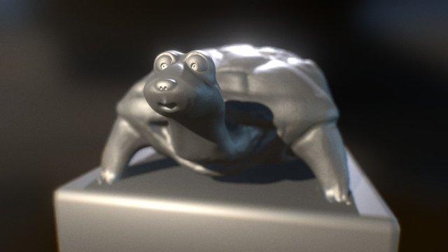 Blender Sculpt January Day8 3D Model