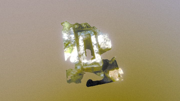 Mezarlık, Perre Antik Kenti, Adıyaman 3D Model