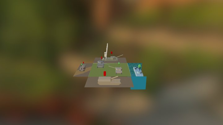 Final WoT entry 3D Model