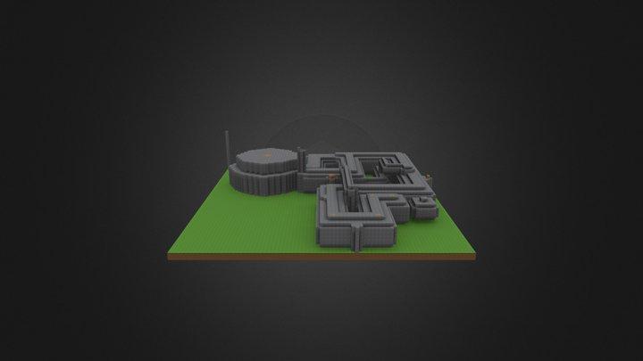 Sewers 3D Model