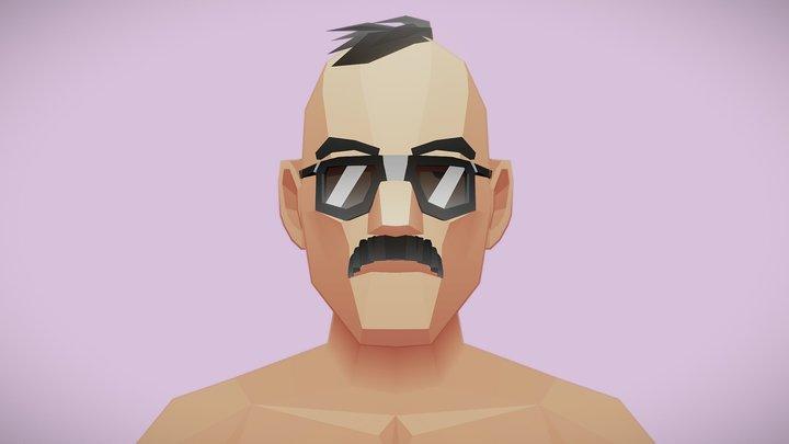 Random Guy 3D Model