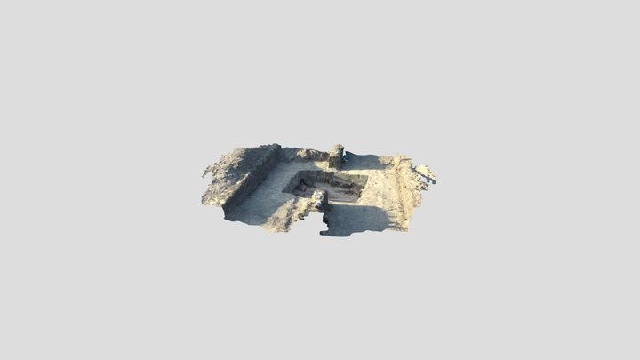 Project-2020-12-21 Simplified 3d Mesh 3D Model