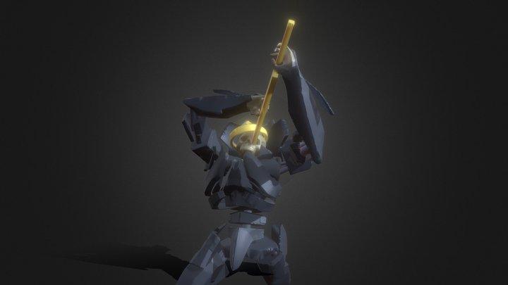 Regicide 3D Model