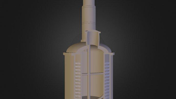 Reaktor2 3D Model