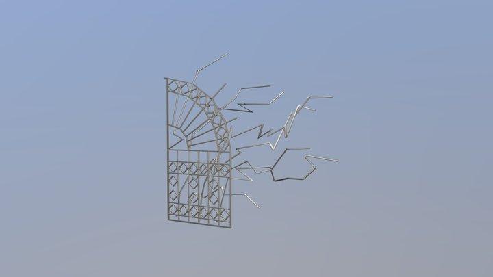 Guarda02 3D Model
