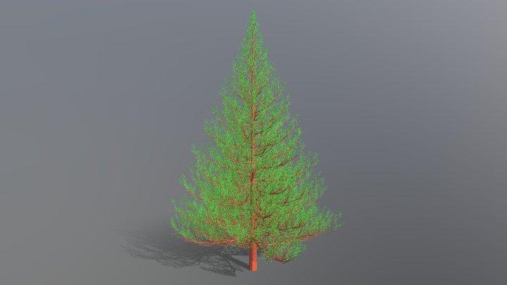 Albero x Natale 3D Model