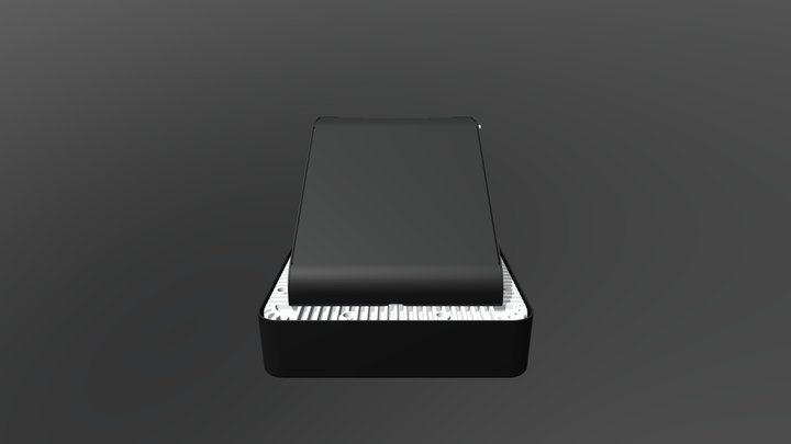 Model 1011-00-BK-COAP3800 3D Model