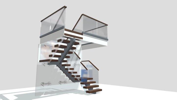 Siobhan v1 3D Model