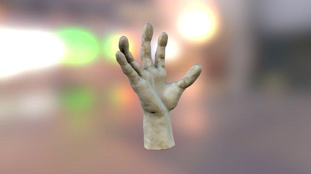 Scan 3D - modelage en argile 3D Model