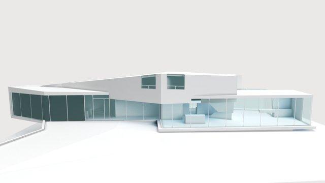 MOBIUS 3D Model