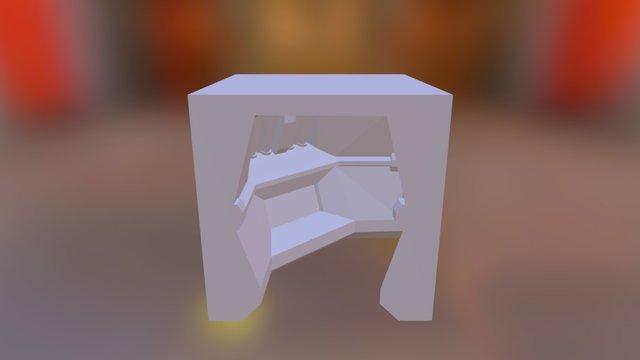 Passage45bend 3D Model