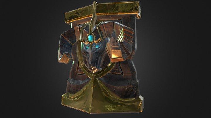 Braum Shield FREE 3D Model