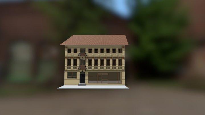 Pub Balkan (Пивница Балкан) 3D Model
