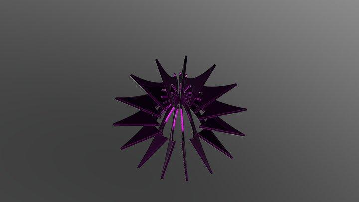 Lamp Model One 3D Model