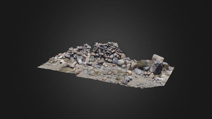 Chullpa Paniri (Chile) 3D Model